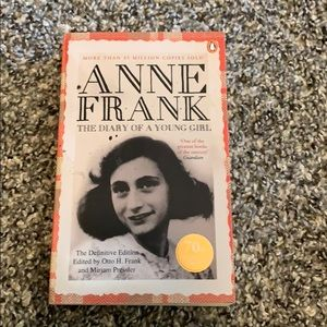 BOGO Anne Frank The Diary of a Young Girl
